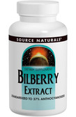 Bilberry Extract 100mg 120 Tabs Source Naturals, Vision, UK Shop