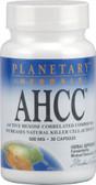 UK Buy AHCC 500mg, 30 Caps, Planetary Herbals