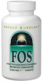 FOS 1000 mg 100 Tabs Source Naturals, (Fructooligosaccharides)