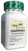 Diarrhea 100 Tabs Heel BHI, Diarrhea, Abdominal Cramps, Colic, Gas