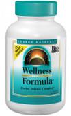 Wellness Formula 240 Caps Source Naturals