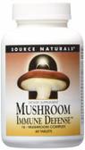 Buy UK Mushroom Immune Defense 60 Tabs, Source Naturals, 16-Mushroom