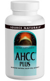 AHCC Plus 500 mg 60 Caps Source Naturals, Natural Killer Cell Activity