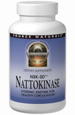 Nattokinase (NSK-SD ) 100 mg 60 Caps Source Naturals, Circulation, UK
