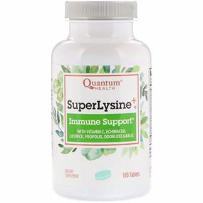 UK Buy Quantum Super Lysine+ 180 Tabs, Immune