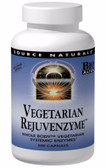 UK Buy RejuvenZyme, 60 Caps, Source Naturals