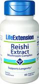 Life Extension Reishi Extract Mushroom Complex 60 Caps