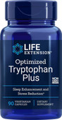 UK Buy Life Extension Optimized Tryptophan Plus, 90 Caps