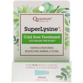 Buy Quantum Super Lysine + Cream .25 oz, Cold Sores, UK Supplements