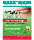 Quantum Invisible Cold Sore Bandage 12 ct, Cold Sores
