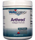 Arthred Powder 240 g, Nutricology