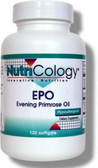 Evening Primrose Oil 90 Softgels, Nutricology