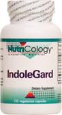 IndoleGard 120 Caps, Nutricology, UK Shop