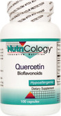 UK Buy Quercetin w/Bioflavonoids, 100 Caps, Nutricology