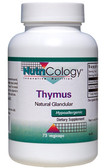 Thymus 500mg 75 Caps, Nutricology