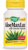 Aloe Maxlax 100 Caps, Nature's Way