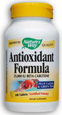 Antioxidant Formula 100 Caps, Nature's Way