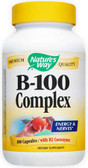 B-100 Complex 100 Caps, Nature's Way