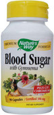 Blood Sugar 90 Caps Nature's Way