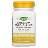 Buy UK, Calcium Magnesium & Zinc 100 Caps, Nature's Way
