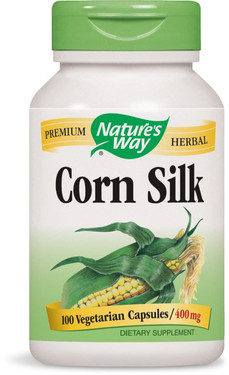 Buy Corn Silk 100 Caps Natures Way, Bladder, UK Store