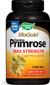 UK Buy EPO 1300mg High Potency Gold 120 Softgels, Nature's Way, Evening Primrose