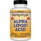 Healthy Origins Alpha Lipoic Acid 600 mg150 Caps, UK