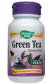Green Tea Standardized Extract 60 vCaps, Nature's Way