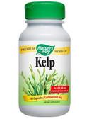 Kelp 180 Caps, Nature's Way, Thyroid Function