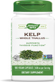 UK Buy Kelp,180 Caps, Nature's Way