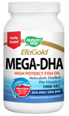 Mega DHA 60 Softgels, Nature's Way