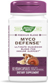 Buy UK MycoDefense 60 Caps, Nature's Way, Immune, Reishi, Maitake