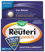 Primadophilus Reuteri Pearls 30 ct Nature's Way, Digestive Health, UK Supplements, lactobacillus reuteri