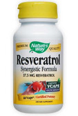 Resveratrol, 60 Caps, Nature's Way