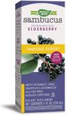 Sambucus Immune Syrup 4 oz, Nature's Way, Flu, Cold, UK Store