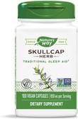 UK Buy Scullcap, 100 Caps, Nature's Way