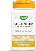 Buy UK Selenium 200 mcg 100 Caps, Nature's Way