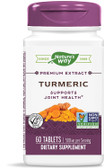 Buy UK Turmeric Standardized Extract 60 Tabs, Nature's Way, Inflammation