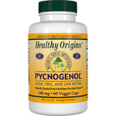 Healthy Origins Pycnogenol 100 mg 60 vCaps, UK Store