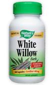 White Willow Bark 100 Caps Nature's Way