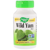 Wild Yam Root, 100 Caps, Nature's Way, UK Buy