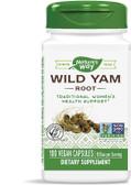 Wild Yam Root, 100 Caps, Nature's Way, UK Buy