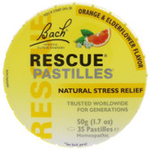 Rescue Remedy Pastilles Orange 50 g, Bach Flower