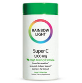 Super Vitamin C-1000 60 Tabs, Rainbow Light
