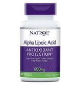Alpha Lipoic Acid 600mg 30 Caps, Natrol, UK Store