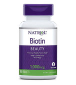 Biotin 100 Tabs Natrol, Hair And Strong Nails, UK Store