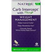 Buy UK Carb Intercept Phase 2 White Kidney Bean 120 Caps Natrol, UK Store