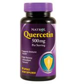 Quercetin 250mg plus Vitamin C & Citrus Bioflavonoids 50 Caps, Natrol
