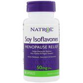 Soy Isoflavones 50mg 60 Caps Natrol, UK Store