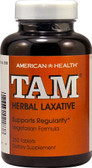 Tam Herbal Laxative 250 Tabs, American Health, UK Store